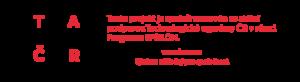 TAČR logo